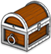 Silver Star Treasure Chest